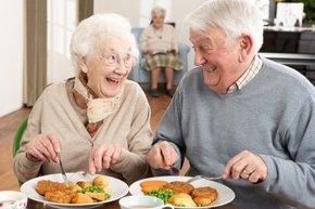 Que doivent manger les personnes âgées ?