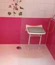 travaux douche