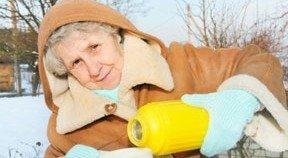 Précautions à prendre en hiver pour les personnes âgées