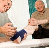 pied arthrose