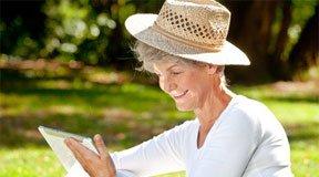 L'été et les personnes âgées
