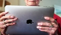 tablette ergonomie senior