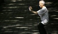 tai-chi personne agee