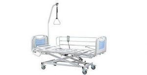 lit médical electrique