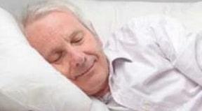 sommeil personne âgée