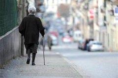 personnes âgées en été