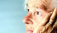 solitude des personnes âgées