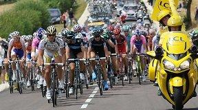 cycliste tour de france