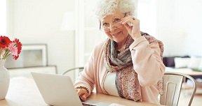 réseaux sociaux seniors
