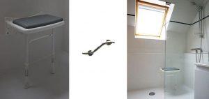 douche avec siege vitanova
